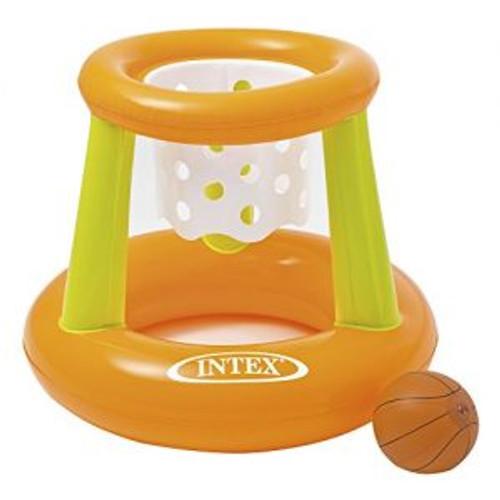 Intex Floating Hoops Basketball Game Colors May Vary 58504EP (ITX-90-4589)