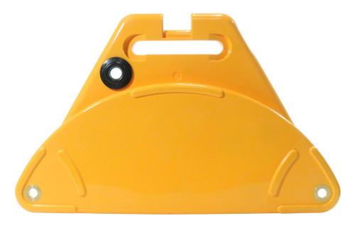 Maytronics Side Panel+Grommet 2X2 Orange, 9995038 (MAY-201-9555)