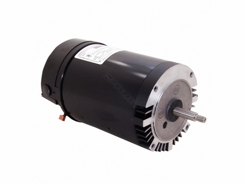 Century Up-Rated Replacement Pool and Spa Pump Motor, 1.5 HP 3450 RPM 115/208-230 V 56J, USN1152 (AOS-60-6009)
