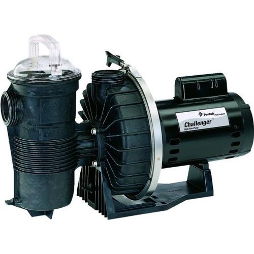 Pentair Challenger High Pressure 2-1/2 HP Pump 208-230 Volts, 346209 (PAC-10-332)