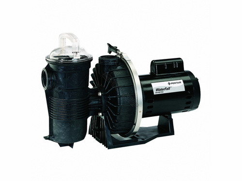 Pentair Waterfall Specialty Pump AF-180 115/230 Volts 180 GPM, Energy Efficient, No Strainer, 340302 (PAC-10-517)