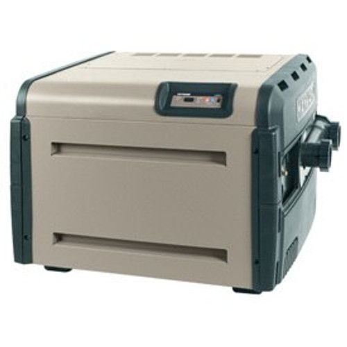 Hayward Universal H-Series, Low NOx, 250,000 BTU, Natural Gas, Pool and Spa Heater, W3H250FDN (HAY-15-1012)