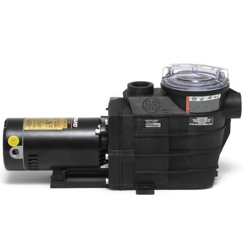 Hayward Super II Up-Rated Single Speed 1-1/2HP Pool Pump, 115V/230V, W3SP3010X15AZ (HAY-10-1023)