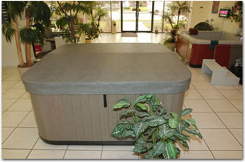 """The """"Classic"""" Spa Cover comes in 14 different colors! Available Today from E-Z Test Pool Supplies, Inc."""