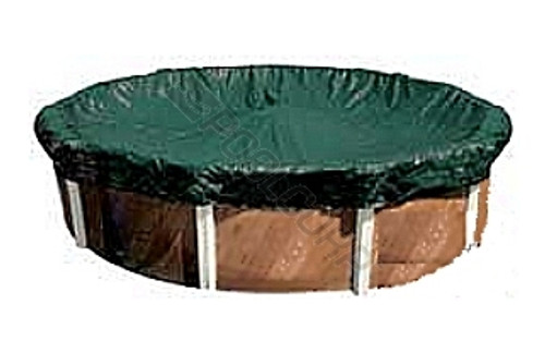Cool Covers 24' Solid, Bound, Round Winter Cover, 8827AB (GPC-70-1305)