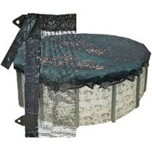 Cool Covers 18' Round Above Ground Pool Leaf Guard, LN21A (GPC-70-6590)