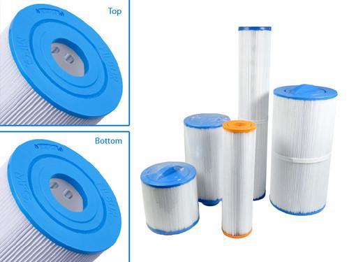 "Comfort Line Spas Filter 4 1/4"" X 7 7/8"" 5 SQ FT Cartridge, APCC7518"
