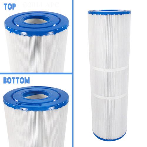 """Porta Spa Filter 7"""" X 25 1/4"""" 120 SQ FT Cartridge, APCC7360"""