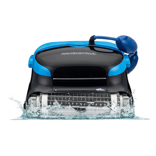 Dolphin Nautilus Plus Robotic Pool Cleaner with Clever Clean (CC Plus) (MAY-20-1090)