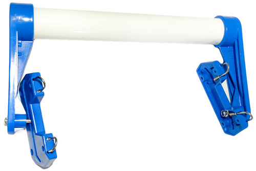 AquaProducts Standard Blue Handle Bracket, APA10000B
