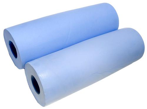 AquaProducts Brushes, Lt. Blue foam, Pack of 2 APSP3009
