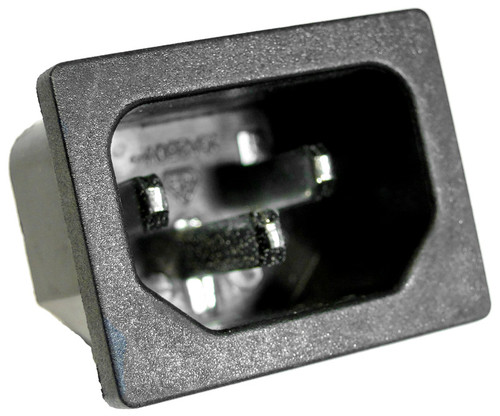 Aqua Products Socket Assembly, 3 Pin Male, AP7108