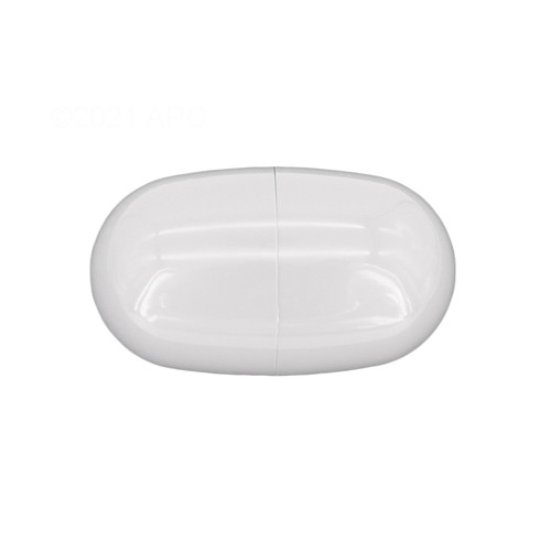 Aqua Products Float Ball Gray Plastic for Cable/Rope, AP1602