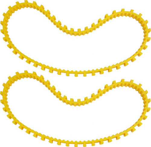 Maytronics Long Yellow, Timing Track , Pack of 2, 9985007-R2 (MAY-201-3212)