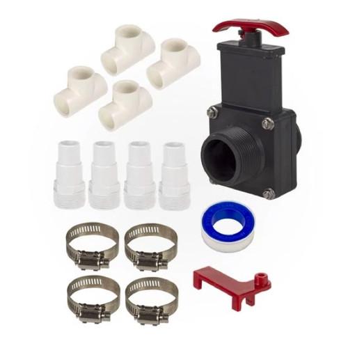 Maytronics Bypass Valve Kit For Solara Solar Pool Heating System, SOLARKIT1 (MAY-151-1101)