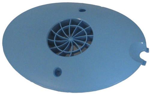Maytronics Impeller Cover Azure, Light Blue, 9982284 (DL9982284)