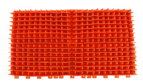 Maytronics PVC Brush Diag Red (6101303)