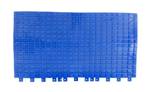 Maytronics Dolphin PVC Brush Diag Blue (6101603)