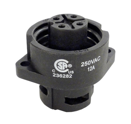 Maytronics Amphenol Socket For Power Supply (5020011)