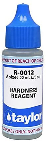 Taylor #12 Hardness Reagent 3/4 Oz. Dropper Bottle, R-0012-A