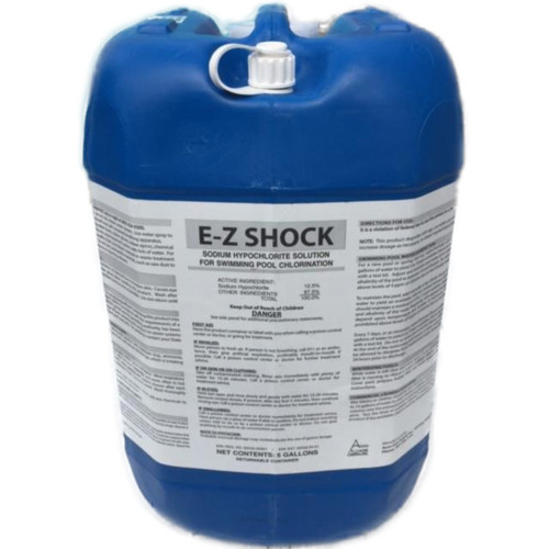 Liquid Shock - 5 gallon