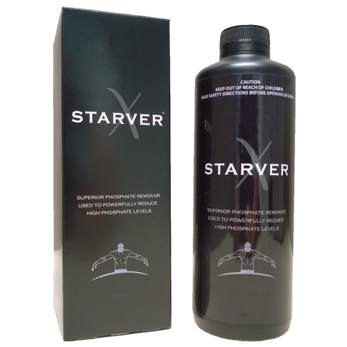 Starver X Phosphate Remover, LCSTARVERXEN