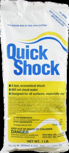 Quick Shock (1lb., 1 Bag) (19001)