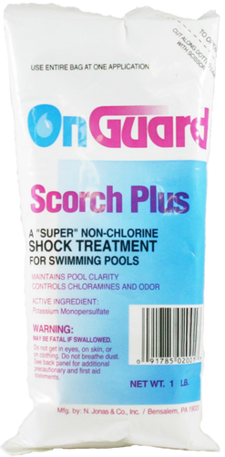 OnGuard Scorch Plus - Non-Chlorine Shock (1 bag. 1lb.) (20000)