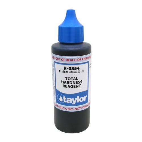 Taylor Total Hardness Reagent - 2 Oz. (60 mL) Dropper Bottle (R-0854-C)
