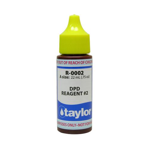 Taylor DPD #2 Reagent 3/4 Oz. Dropper Bottle, R-0002-A (TAY-45-996)