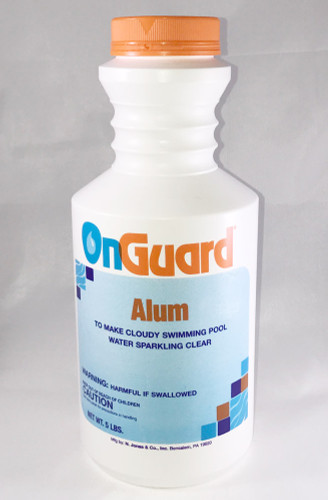 Alum Aluminum Sulfate