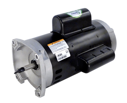 Century B1000 56 Y-Frame Square Flange 5HP 1-Phase Pentair Replacement Motor, B1000 ( MGT-60-5073)