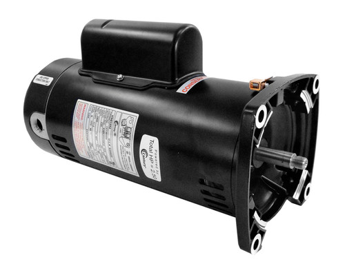 Century 48Y Square Flange 2-1/2 HP Up-Rated Pool Filter Motor USQ1252 (USQ1252)