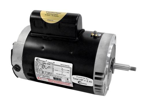 Century 2.0 HP Pool Pump Motor, 1 phase, 3600 RPM, 230 V, 56J Frame, B130 (MGT-60-5101)