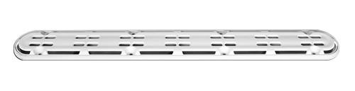 "Aquastar 32"" White Channel Drain For Field-Fabricated Sump, 32CDAVFR101 (API-25-1341)"