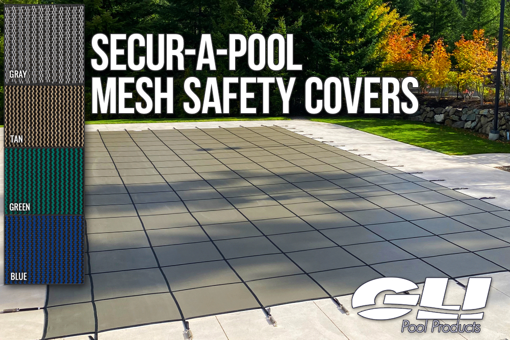 GLI Secur-A-Pool Safety Covers