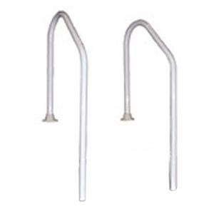 Aluminum Handrails For Innovaplas Classic Abg Step E Z Test Pool Supplies
