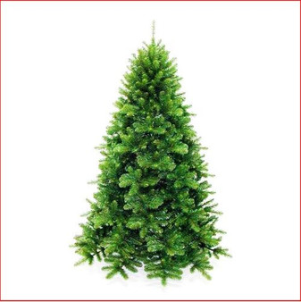 Scandia Spruce 1.83m Dark Green Christmas Tree