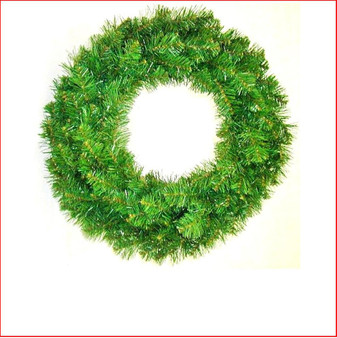 Alberta Spruce Wreath 61cm Dark Green