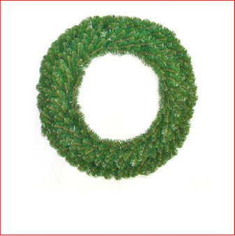 Alberta Spruce Wreath 91cm Dark Green