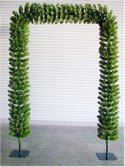 Christmas Arch 7ft