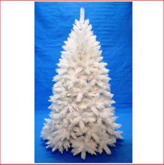 Vienna Spruce 2.28m White Christmas Tree