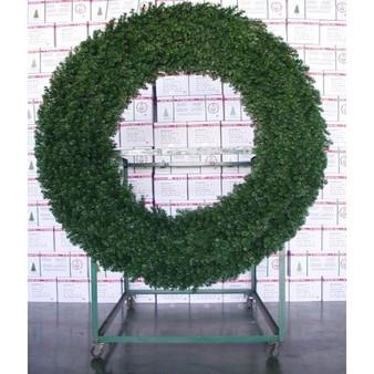 Commercial Alberta Spruce 1.5m Tubular Wreath Indoor-Outdoor