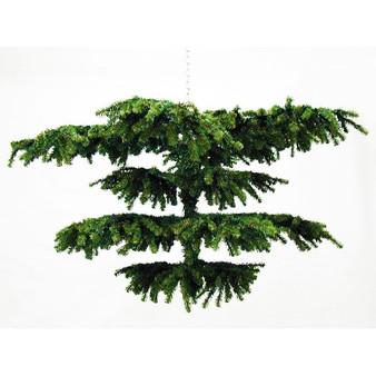 Chandelier Christmas Tree Medium hinged