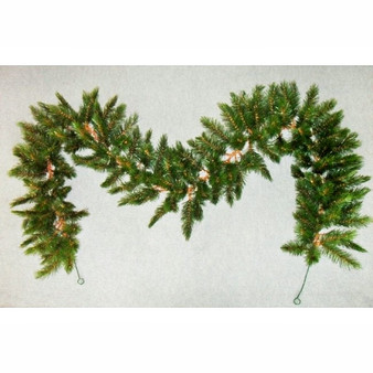 Geneva Pine Table Garland 6ft