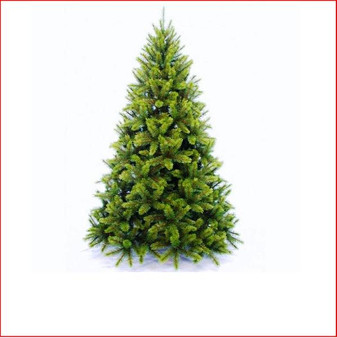 Sierra Nevada Pine 2.13m Hinged  Christmas Tree