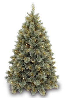 Mountain Cashmere Tree 1.52m with 260 Warm White LED's