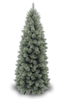 Mountain Cashmere Slim Christmas tree 2.13m (7ft)