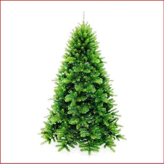Scandia Spruce 2.13m Dark Green Christmas Tree