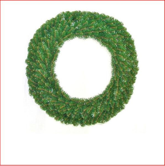 Alberta Spruce Wreath 91cm Dark Green